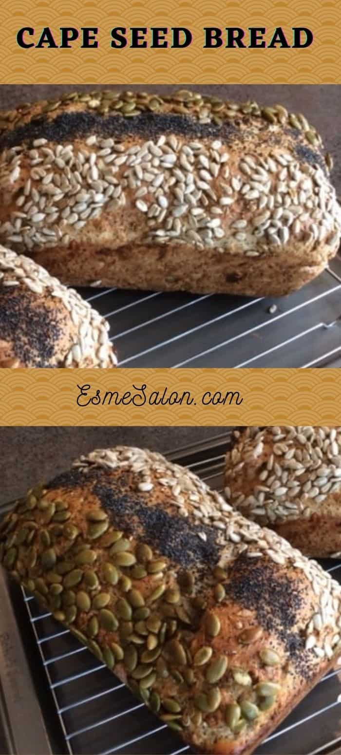 Cape Seed Bread
