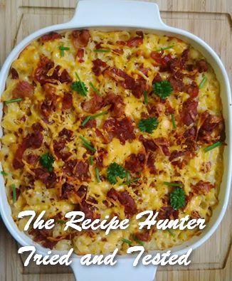 Irene's Bac-aroni & Cheese