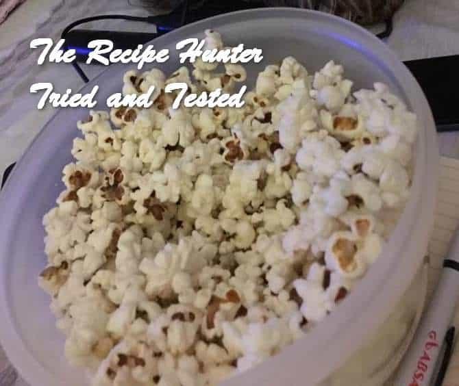 Hannah's Home Made Popcorn