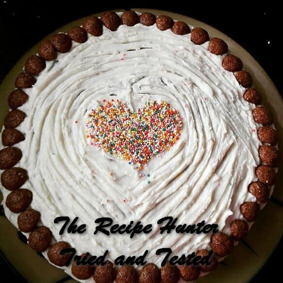 Irene's Royal Cream Cake