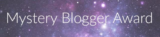 Mystery Blogger Award 4!!