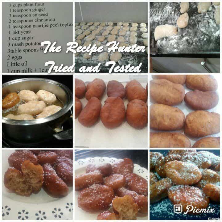 Feriel's Yummy Potato Koeksisters