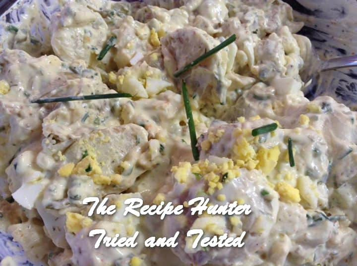 Gail's Creamy Dreamy Potato Salad