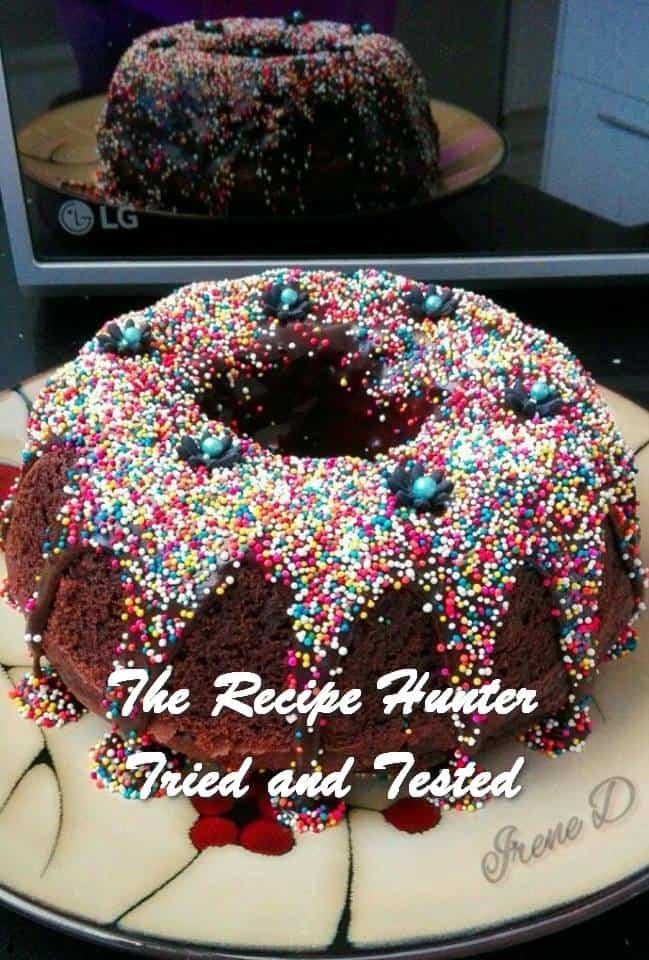 Irene's Chocolate Cake