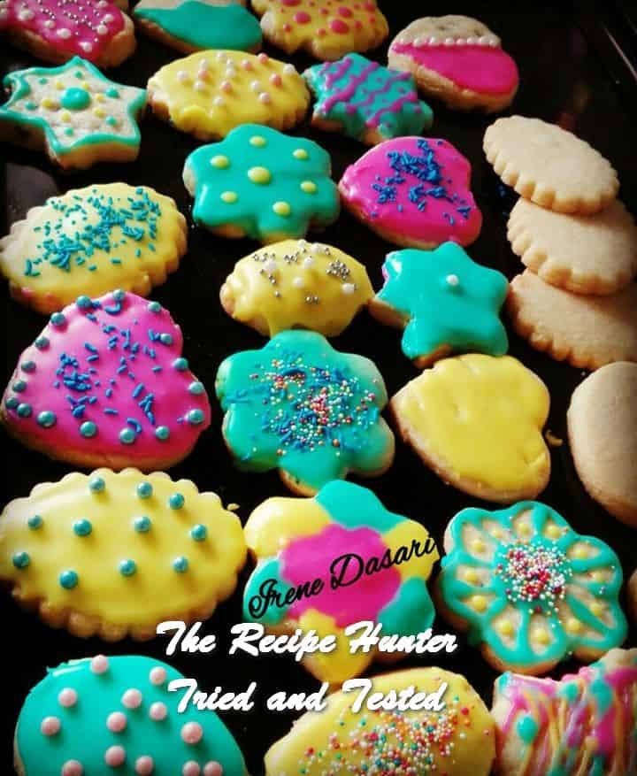 Irene's Royal Cream Biscuits