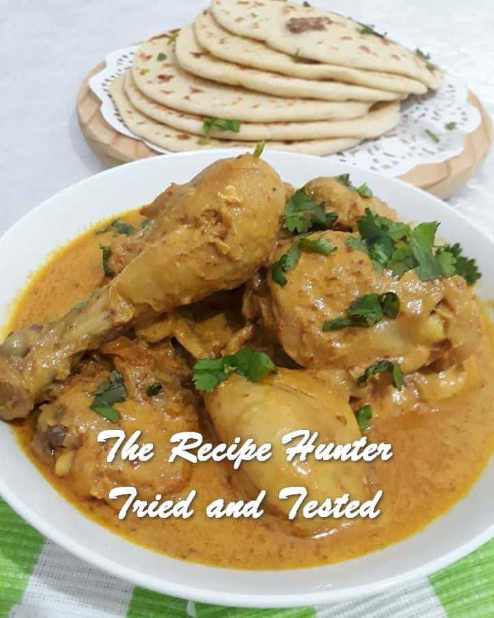 TRH Jameela'S Butter Chicken