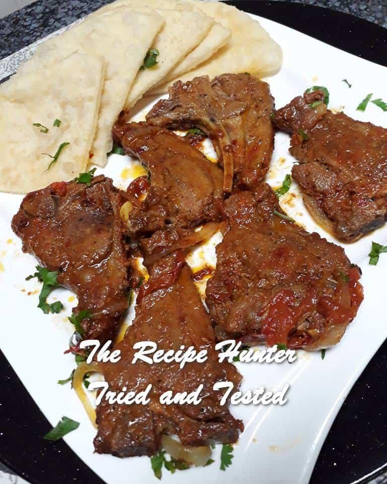TRH Jameela's Tikka Chops