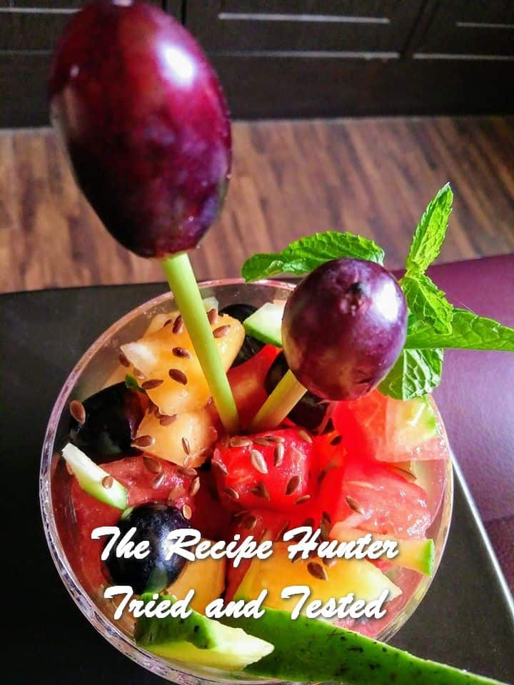 Moumita's Summery Fruity Salad