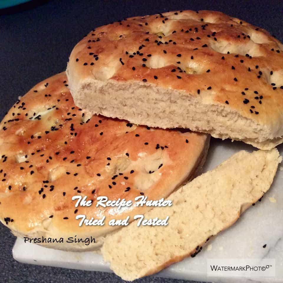 Preshana's Pide (Turkish Bread)