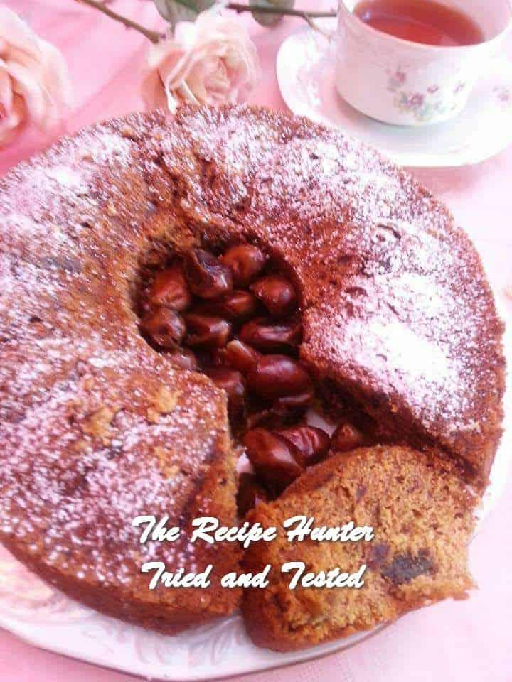 TRH Rashida's Date Cake