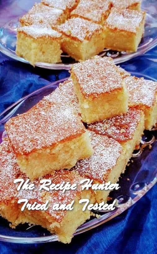 TRH Rashida's Easy Mini Squares