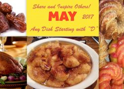 """May 2017 Share and Inspire Others! – """"D"""""""