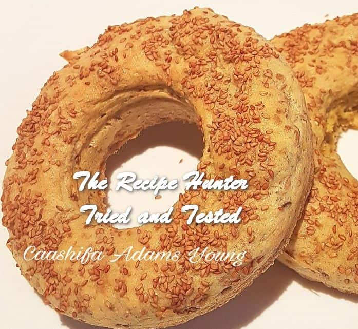 TRH Caashifa's Keto Bagels