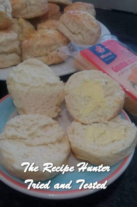 TRH Feriel's 3 Ingredient Scones