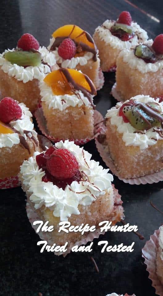 Feriel's Fancies and Trifle