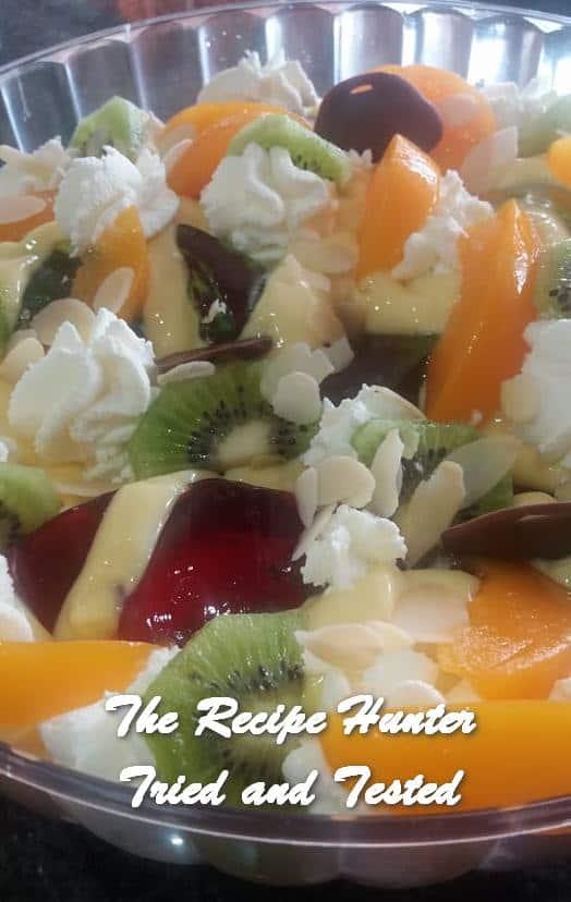 TRH Feriel's Trifle