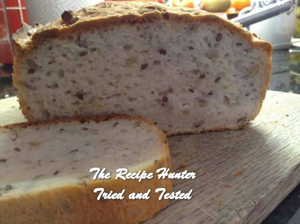 Gail's Gluten Free Seed Loaf