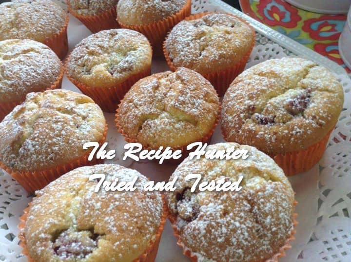 Gail's Raspberry Muffins