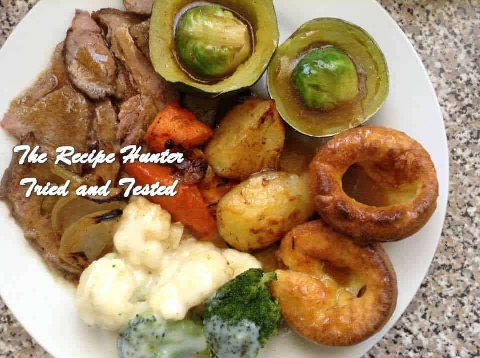 Gail's Yorkshire Puddings