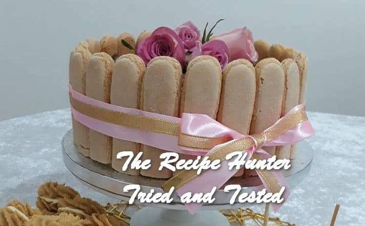 Jameela's Tiramisu Cake