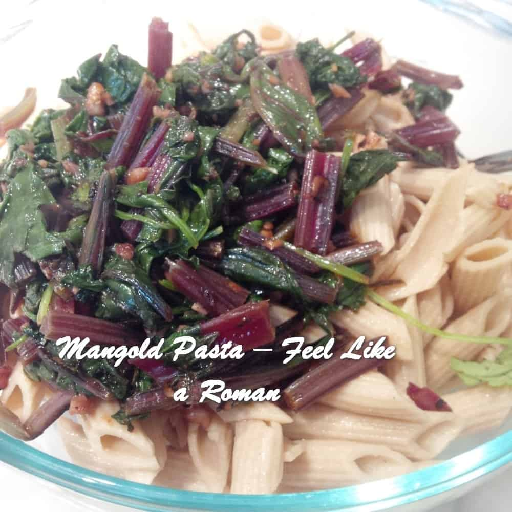 trh Mangold Pasta – Feel Like a Roman