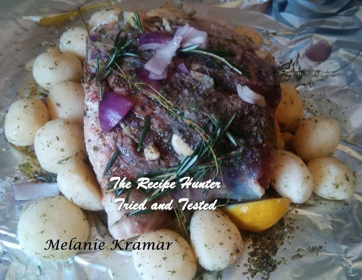 TRH Melanie's Kleftiko (Greek Lamb)