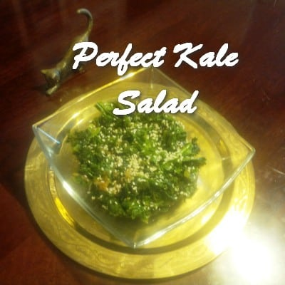 TRH Perfect Kale Salad