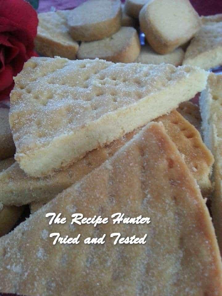 Rashida's Shortbread