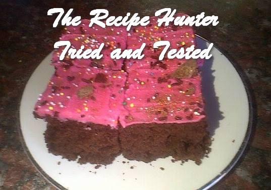 TRH Selvie's Eggless Chocolate Cake