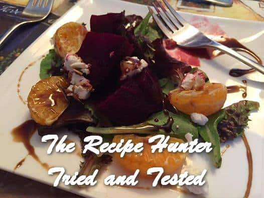 TRH Valerie's Oven roasted Beets with Goat Cheese and Balsamic Vinegar.jpg