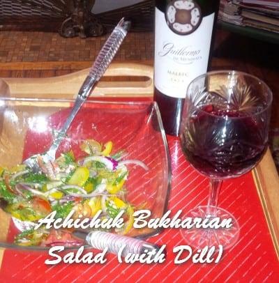 TRH Achichuk Bukharian Salad