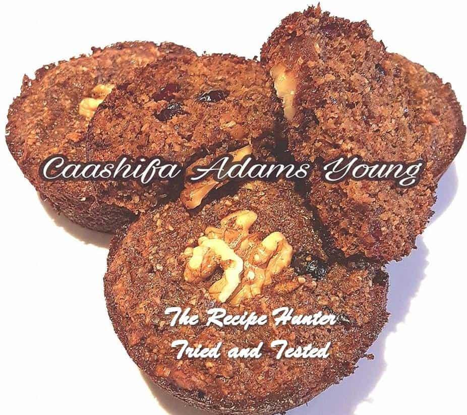 TRH Caashifa's LC Craisin Walnut Muffins