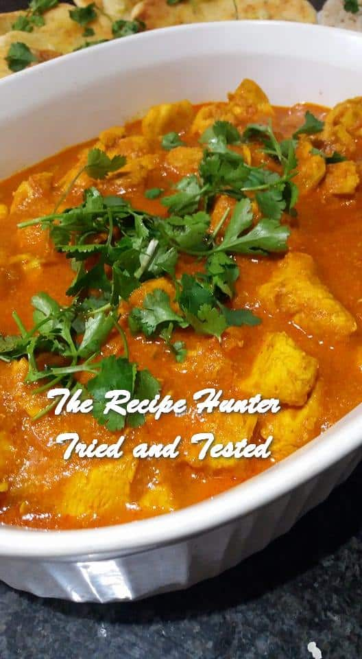 TRH Feriel's Butter Chicken