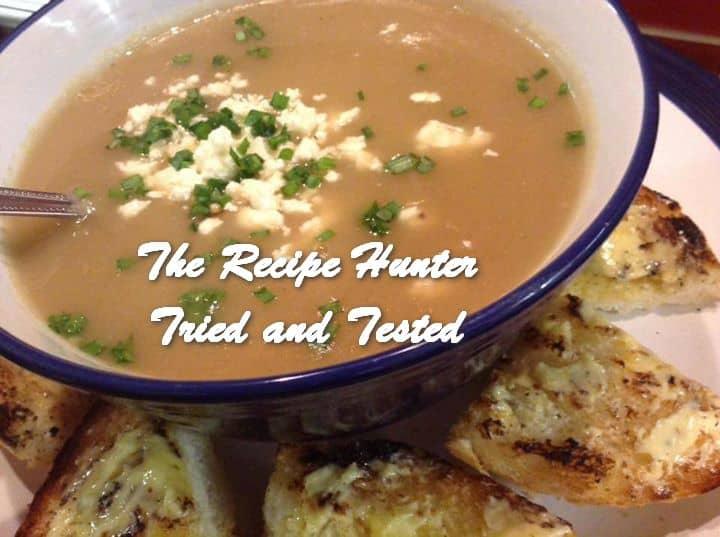 TRH Gail's Leek and Potato Soup