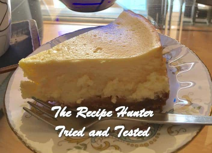 TRH Hannah's Favourite Cheese Cake2