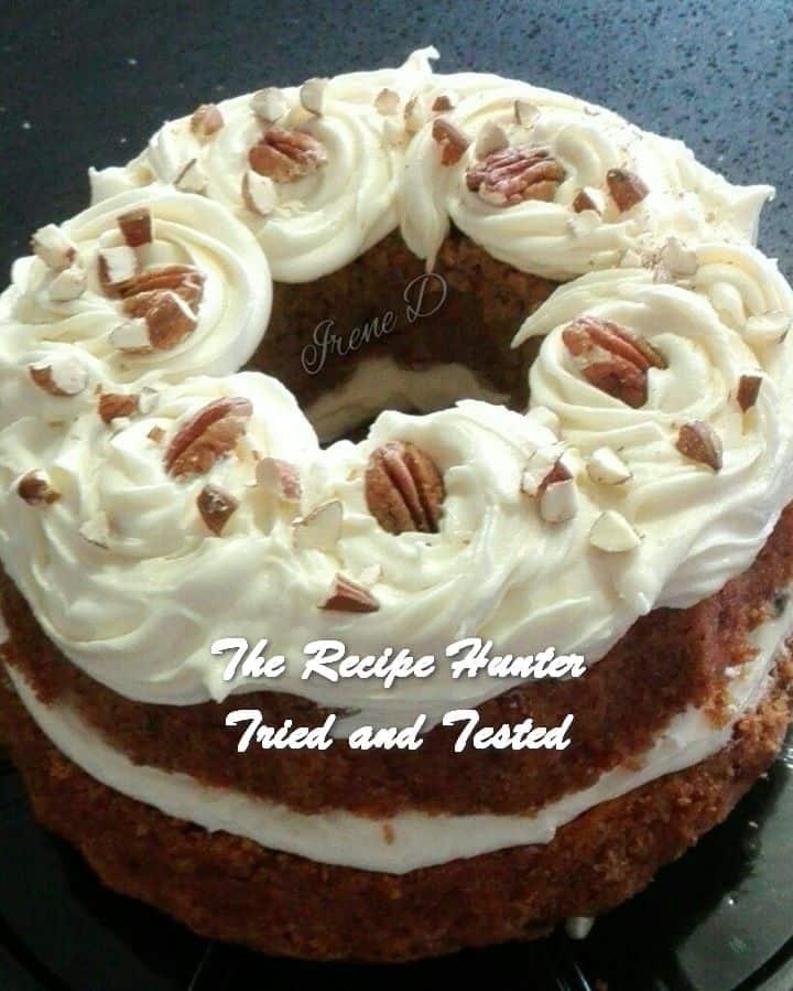 TRH Irene_s Carrot Cake
