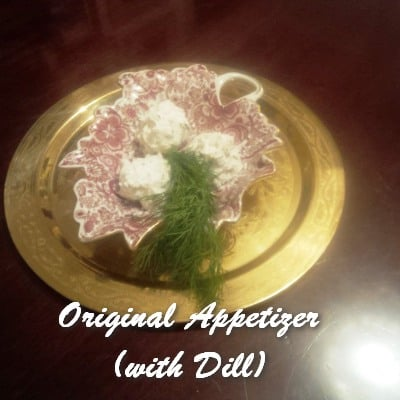 TRH Original Appetizer