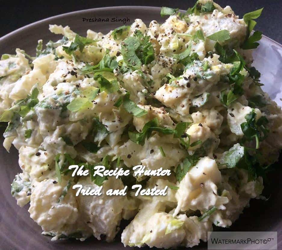 TRH Preshana's Potato Salad