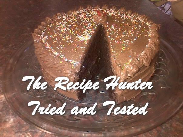 TRH Selvie's Moist Chocolate Cake