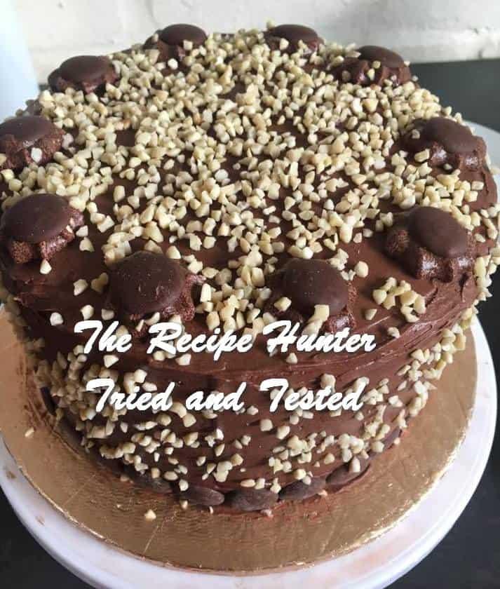 Bobby's Chocolate delight cake