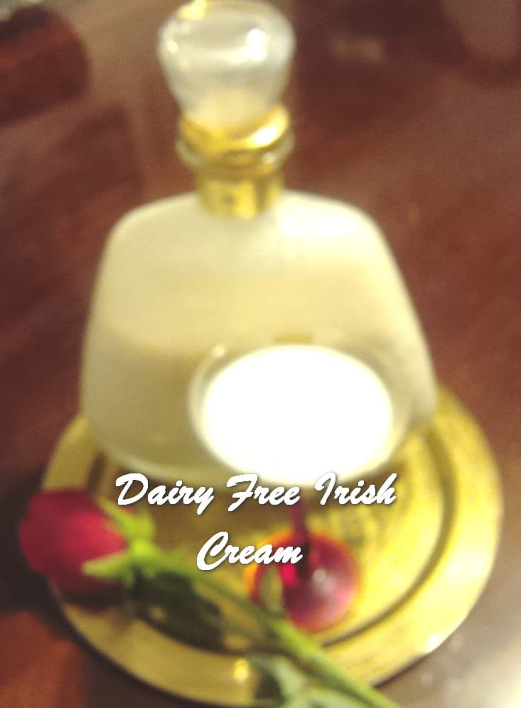 TRH Dairy Free Irish Cream