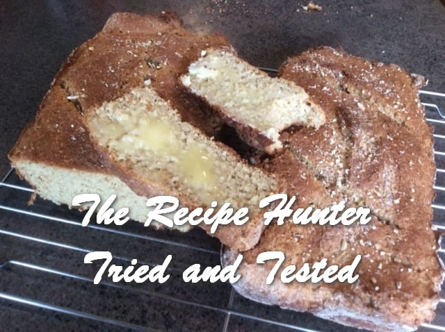 TRH Es's GF Honey Oat Bread 6