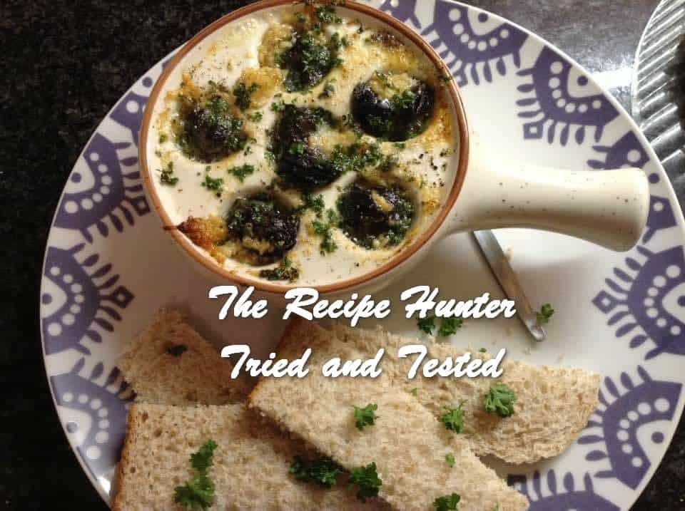 TRH Gail's Garlic Snails