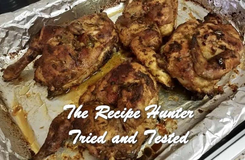 TRH Gail's Nandos Style Peri Peri Chicken 2