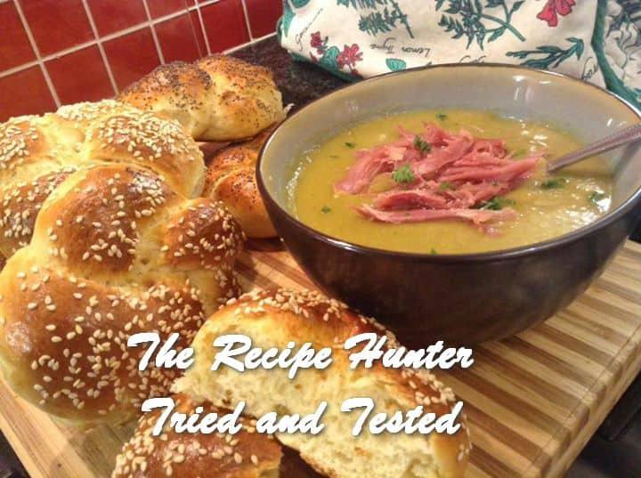 TRH Gail's Pea & Ham Soup