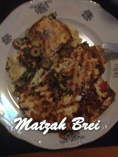 TRH Matzah Brei