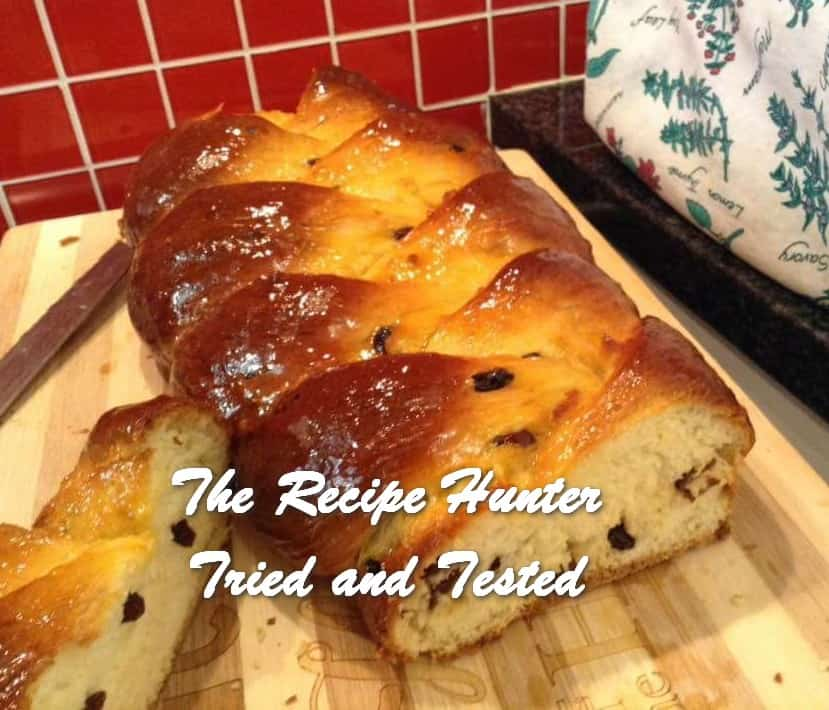Gail_s Raisin Bread