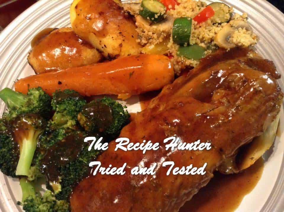 Gail's Roast Turkey Wings