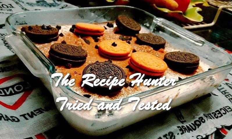 Harjeet's No-cook Oreo Rasgulla Cream Pudding