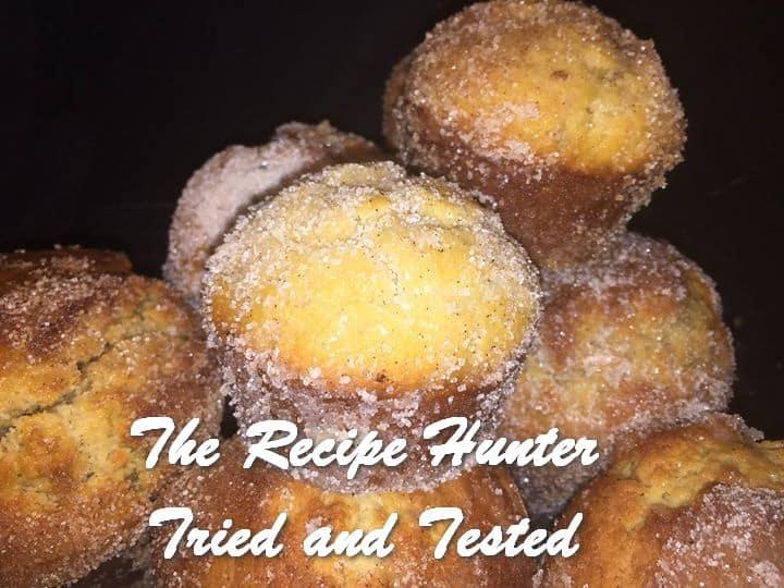 Luci's Doughnut Muffins